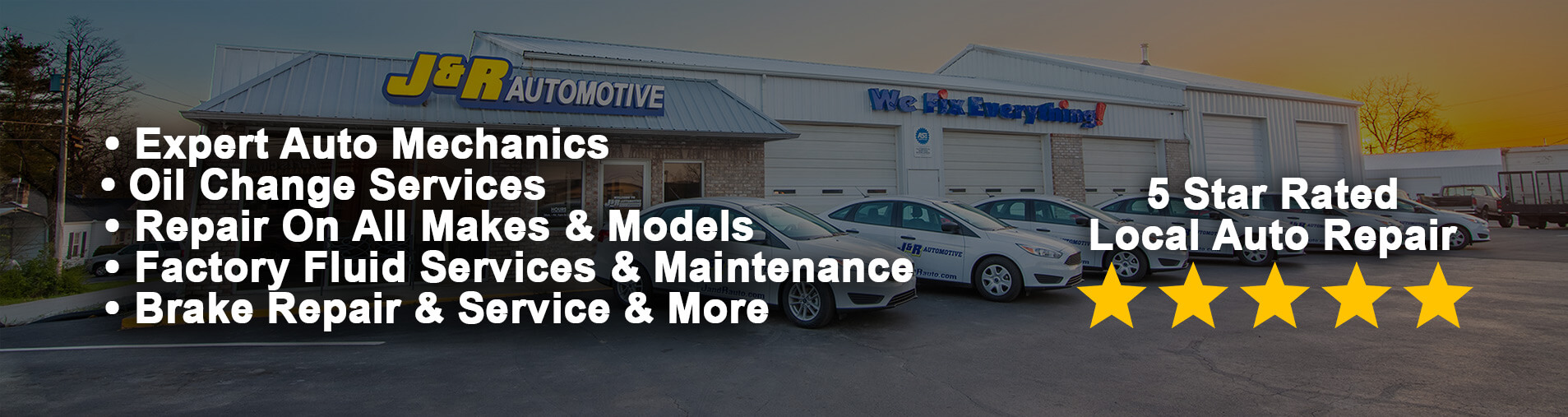 Auto Repair Crossville TN - Brake Repair - Oil Change - Transmission ...