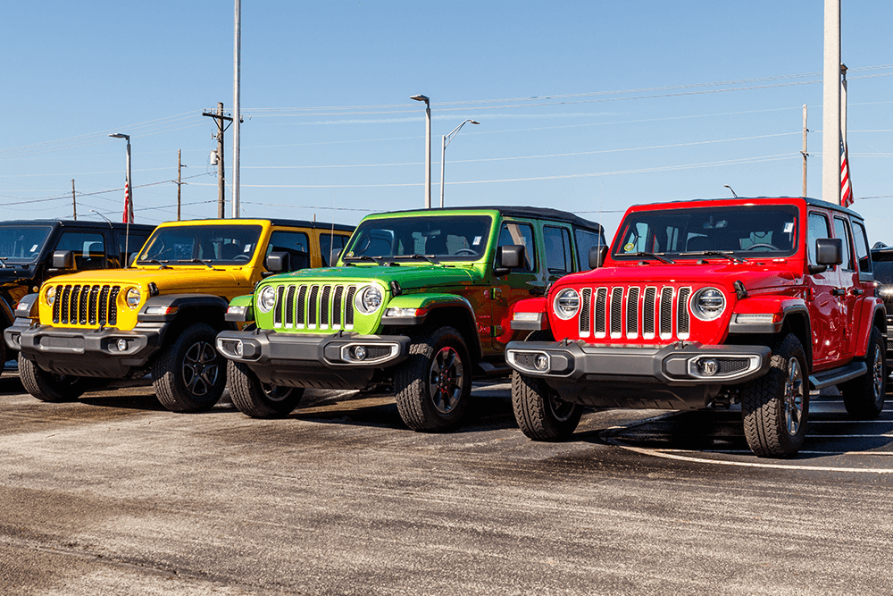 The Pros And Cons Of Buying A Jeep Wrangler