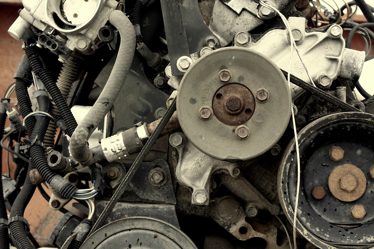 what is a timing belt